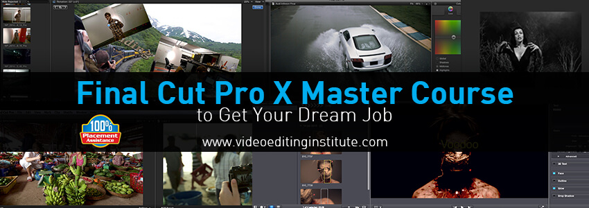 Final Cut Pro X Master Course