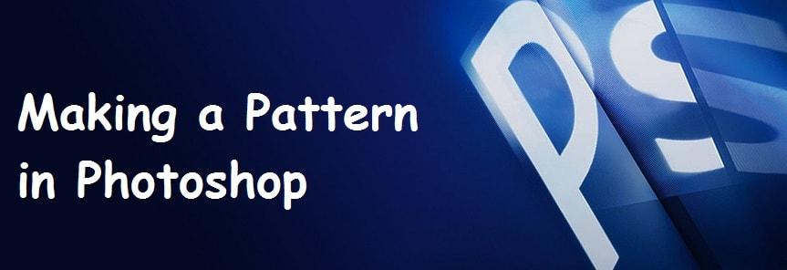 Pattern Making in Photoshop
