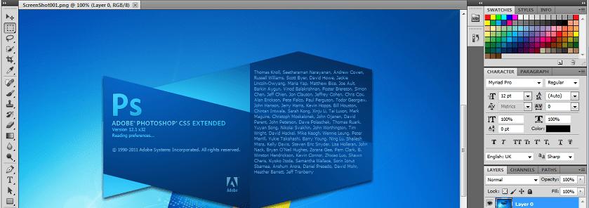 Advanced Certificate Course in Adobe Photoshop in Rohini, Delhi