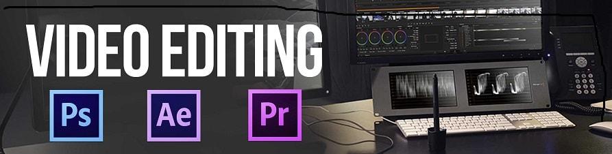 best video editing institute