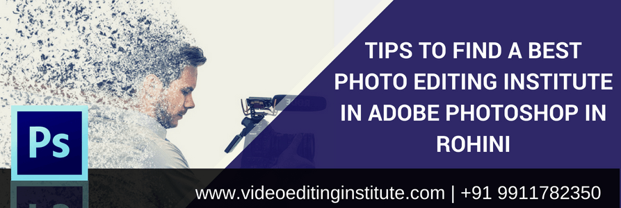 Editing Institute in Adobe Photoshop