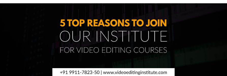 Video Editing Institute