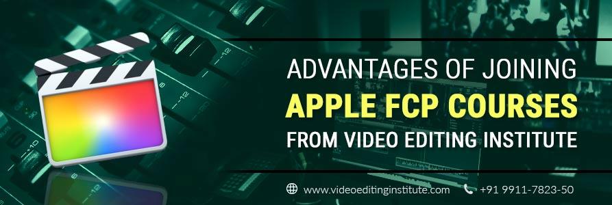 Best Apple FCP Courses